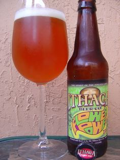 Big ups to Colin for putting me on to this top-shelf IPA.  Cloves, spice, tad sweet.  Don't like herbal/flower taste much but I like this one.  A-