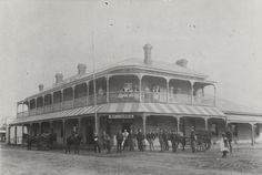 Petersburg Hotel South Australia 1890