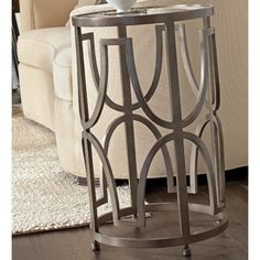 Stanley Avalon Heights Illusion Martini Table & Reviews | Wayfair