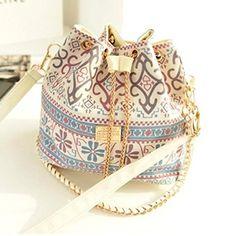 Zcaosma Classic Suede Drawstring Bucket Bag for Women Large-capacity Shoulder  Bag and Crossbody Purse. Shoulder HandbagsChain ... d7f4e319dbaf5