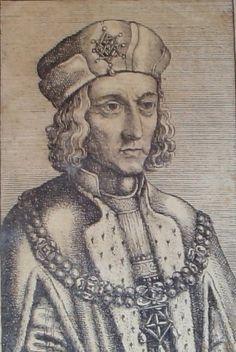 Richard III King of England and France, Lord of Ireland