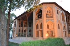 Hasht Behesht Palace_Isfahan    Hasht-Behesht (The Palace of Eight Paradises) - 1669 - Isfahan, Iran