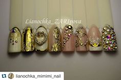 ➡️ @lianochka_mimimi_nail
