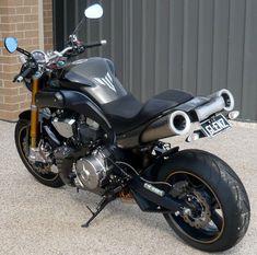 Ducati Cafe Racer, Cafe Racers, Super Bikes, Bobbers, Custom Bikes, Motor Car, Cars And Motorcycles, Motorbikes, Yamaha