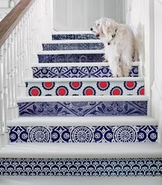 Escadas cheias de estilo!