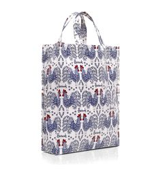 Product Code 3165434 Harrods Rooster Shopper Bag (Medium) @£16.95