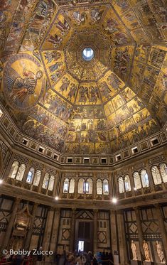 Baptistry of Saint John, Florence Italy | Bobby Zucco | Flickr