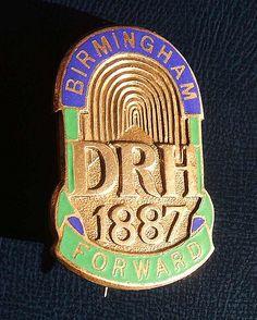 Dudley Road Hospital – State Registered Nurse's badge, 1939 City Hospital, Nursing Pins, Birmingham England, Nurses, Fancy Dress, School, Badges, Green, Life
