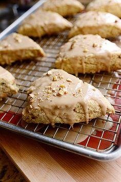 Food Network Pioneer Woman Maple Oat Nut Scones