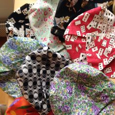 More origami bags coming in days/moments!