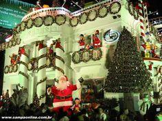 Natal de Luz na Av Paulista, SP, BR