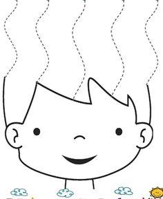 Paper Feather Craft: A fine motor skills and scissor practice activity for kids (preschool, kindergarten, Thanksgiving, birds, fall) Cutting Activities, Preschool Learning Activities, Preschool Worksheets, Toddler Activities, Preschool Activities, Autumn Activities, Preschool Writing, Preschool Kindergarten, Kids Education