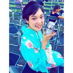 浴衣を着ました by hikarujo_