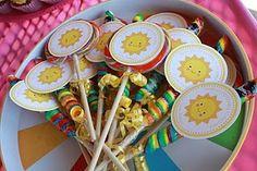 sunshine party favors