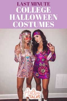 Looking for the hottest and best Halloween costumes for college girls? Here are the best, and easiest Halloween costumes that you can DIY for your Halloween college parties! Here are DIY Halloween Costumes, Halloween costumes ideas, and college parties costumes! #halloweencostumeideas #halloweencostumesforcollege Last Minute Halloween Costumes, Halloween Diy, Halloween Decorations, Halloween College, College Parties, College Girls, College Looks, Creative Costumes, Cute