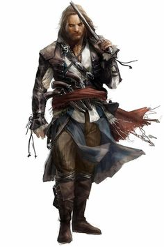 pirate captain art - Google Search