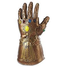 Marvel Legends Series Infinity Gauntlet Articulated Elect...