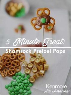 Got 5 minutes and some extra Easter candy? Check out this sweet treat idea.