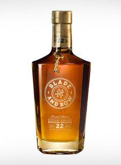 Blade & Bow 22 Year Old Kentucky Bourbon Whiskey 750ml