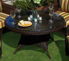 Lexington 5 Piece Wicker Lounge Seating Set