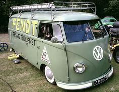 camper panel van bus vw