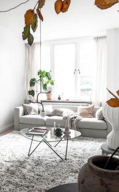 Warm Grey Walls, White Walls, Warm Colour Palette, Warm Colors, Hanging Wardrobe, Small Hallways, Hallway Storage, Grey Furniture, Grey And Beige