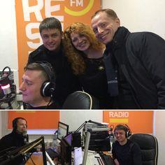 Радио FRESH, Иркутск. Интервью перед бизнес-форумом.