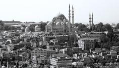 My Istanbul by Lilya Mirkarimova, via Behance