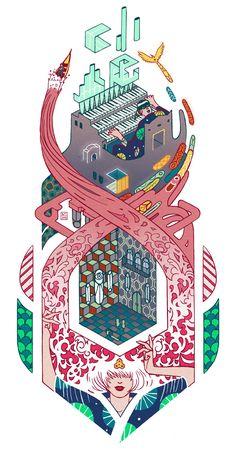 Illustration! - Nicolás Castell