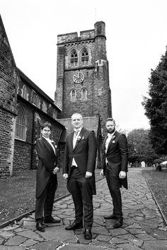 #groom #weddingphotography #cardiffwedding #wedding #churchwedding #groomsmen #bestman
