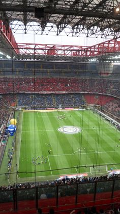 Maybe visit San Siro and keep a low profile.