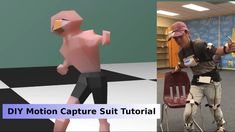 Open Source Arduino Motion Capture Suit Tutorial Motion Capture, Open Source, Arduino, Suits, Diy, Build Your Own, Outfits, Bricolage, Suit