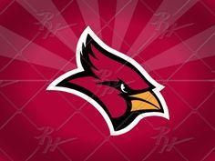 Basketball Practice, White Basketball Shoes, Sports Team Logos, Bird Logos, Sport Icon, Cardinals, Baseball, Fictional Characters, Logo Ideas