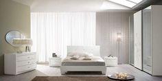 Camera da letto classica PRESTIGE C44