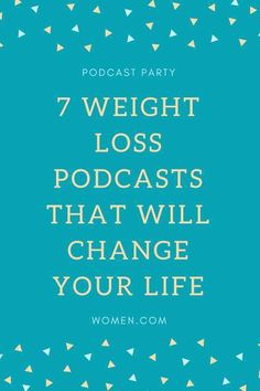 Podcasts are all the rage these days so why not learn about weight loss from some of the best weight loss podcasts out there. motivation 7 Weight Loss Podcasts That Actually Help Listeners Tremendously Lose Weight Fast Diet, Quick Weight Loss Tips, Losing Weight Tips, Fast Weight Loss, Weight Loss Plans, Weight Loss Program, Healthy Weight Loss, How To Lose Weight Fast, Weight Gain