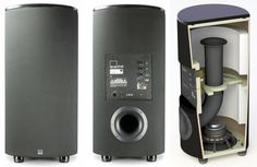 For Your Consideration - The SVS PC-2000 Cylindrical Subwoofer Reviewed: The SVS PC-2000 Cylindrical Subwoofer - From Without and Within
