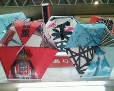 "3 Recommended Umbrellas at ""WAKEARI HONPO"" in Asakusa"
