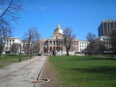 The beautiful city of Boston, MA