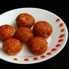 Foxtail Millet Dumplings