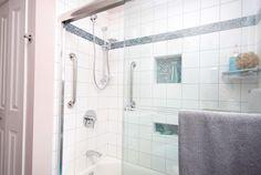 Remodeling Small Bathroom in Berkeley Bath Remodel, Bathroom Remodeling, Small Bathroom, Bathtub, Small Shower Room, Standing Bath, Bathtubs, Bath Tube, Bathroom Renovations