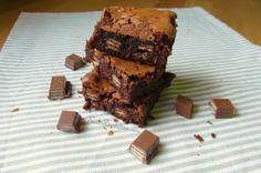 Brownie de Kit Kat