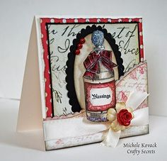 Thoughts of a Cardmaking Scrapbooker!: crafty secrets