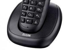 Telefone Sem Fio Elgin com 2 Ramais - Identificador de chamadas - TSF-7003 com as melhores condições você encontra no Magazine Vrshop. Confira!