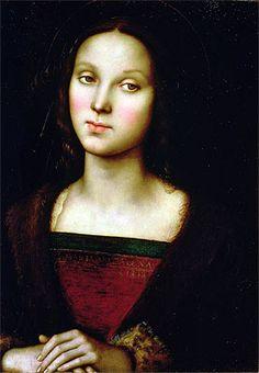 #12           0:20                                               Mary Magdalene; Pietro Perugino