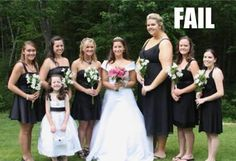 12 Funniest Bridesmaids (funny bridesmaids, cool bridesmaids) - ODDEE