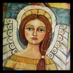 new angel by teresa_kogut, via Flickr