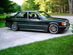 Mercedes-Benz 190e 2.3-16v TURBO   BENZTUNING   Performance and Style