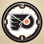 Philadelphia Flyers 12'' Wall Clock