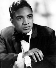 Jackie Wilson He had the most magnificent voice. He died too young.