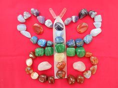 Transformation through the Chakra's   Chakra Pouch's available - £5.00